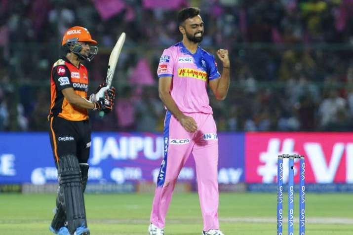 Fast bowler Jaydev Unadkat
