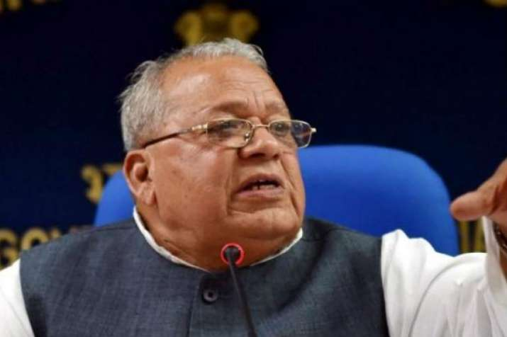 Kalraj Mishra- File Photo