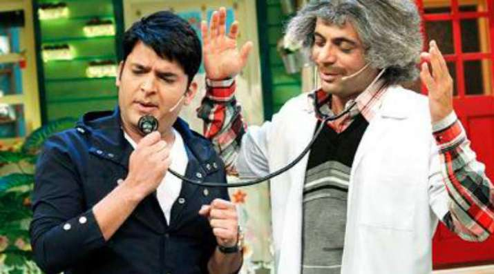 sunil grover wish kapil sharma on birthday