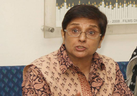 Kiran Bedi is the Lieutenant Governor of Puducherry.