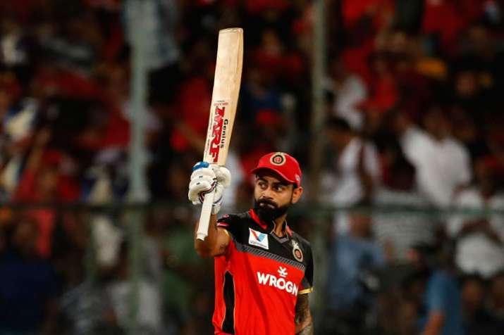 IPL 2019: Virat Kohli overtakes Suresh Raina to become tournament's leading run-getter