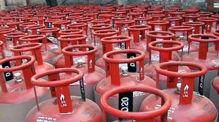 LPG gas cylinders price increased