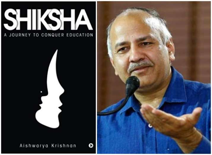 Politician Manish Sisodia to pen a book Shiksha: A Journey on Delhi's education