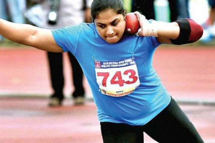 Shot putter Manpreet Kaur banned for 4 years for dope flunk