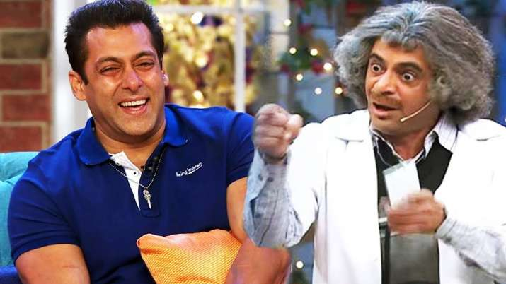 Sunil Grover to be on The Kapil Sharma Show with Salman Khan for