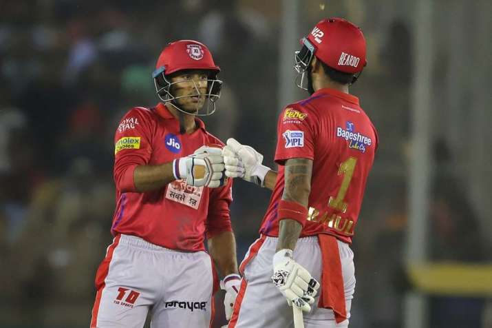 Highlights Ipl 2019 Match 22 Rahul Mayank Lead Kxip To Thrilling 6 Wicket Victory Over Srh Cricket News India Tv