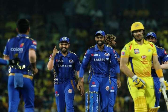 Highlights Ipl 2019 Mumbai Indians Beat Chennai Super