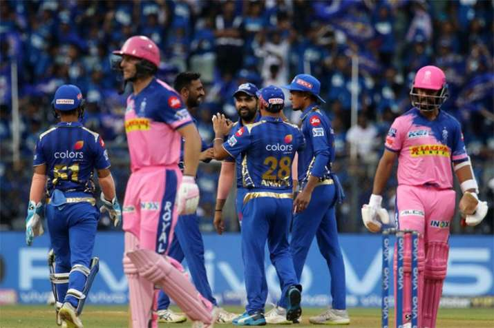 IPL 2019, RR vs MI: Struggling Rajasthan look for double against formidable Mumbai