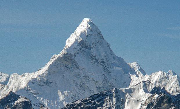 Mount Everest- File Photo