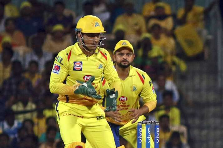 IPL 2019, CSK vs SRH: Need to be careful with my back as World Cup is coming, says MS Dhoni