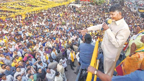 Andhra Pradesh Elections 2019: First polls after bifurcation