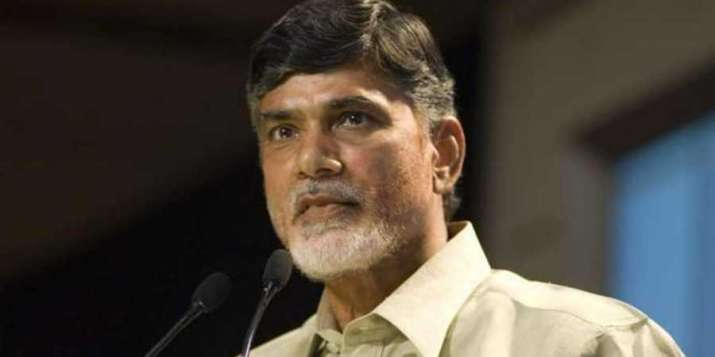 AP Chief Minister Chandrababu Naidu