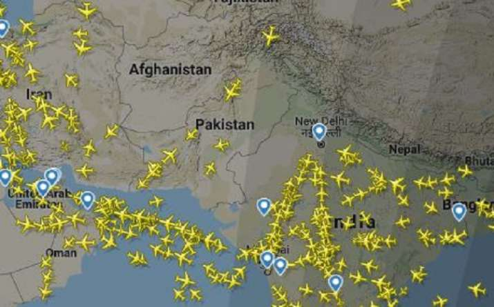 Pak airspace had remained closed for international flights since IAF strike on February 27