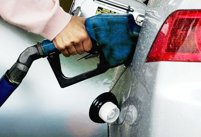 In the wake of a spurt in global oil prices, the price of