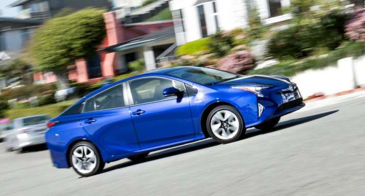 Toyota Prius is facing serious problem, company recalls thousands