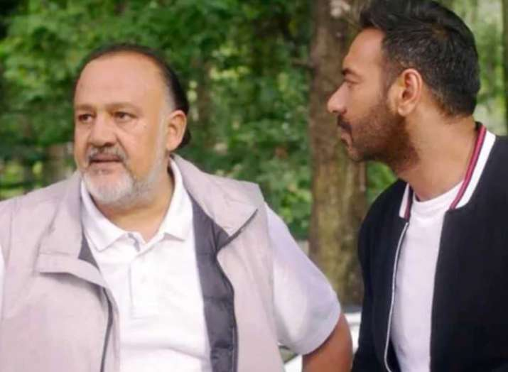 Twitterati slams Ajay Devgn for Alok Nath's presence in film despite #MeToo allegations