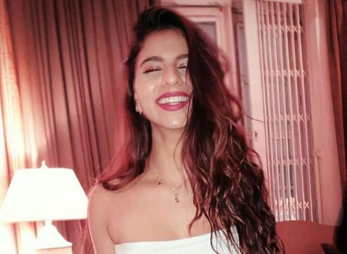 Shah Rukh Khan's daughter Suhana Khan looks like perfection in her latest post