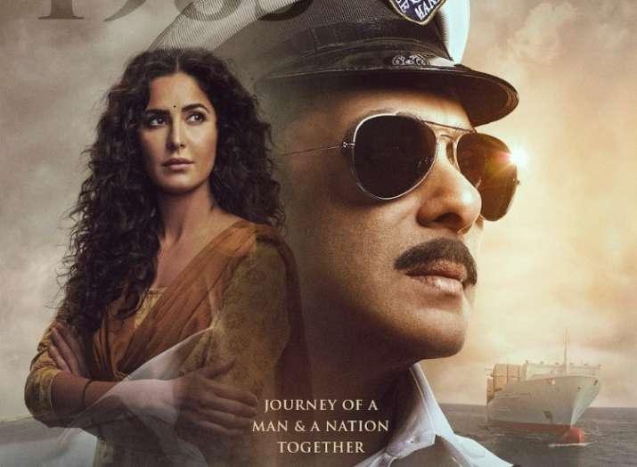 Bharat latest poster: Meri Mitti. Mera Desh says Salman Khan on his new poster look with Katrina