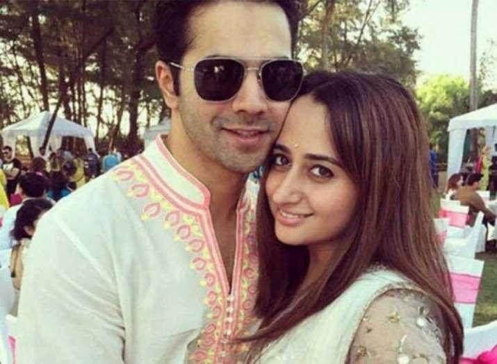 Natasha Dalal showers love on Varun Dhawan in birthday post