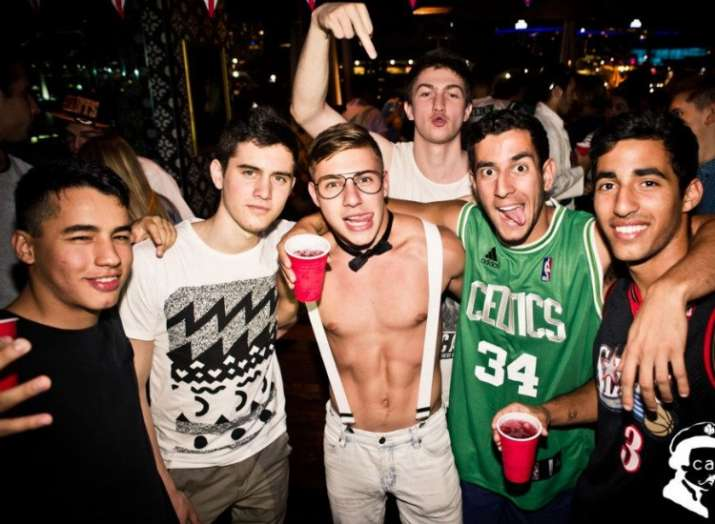 Party-going boys more likely to be sexually aggressive