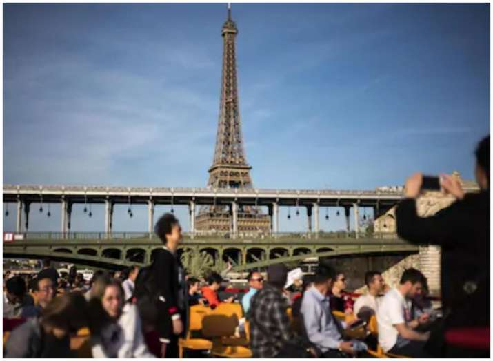 France witnesses an upward trend in tourism; Indians first choice is Paris