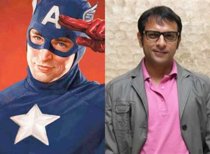 India Tv - Captain America – Joy Sengupta