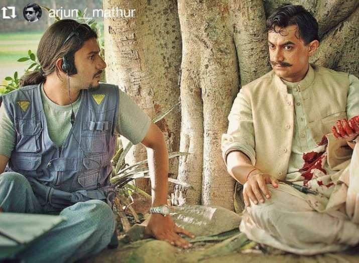 Aamir Khan reviews Arjun Mathur's Made In Heaven series