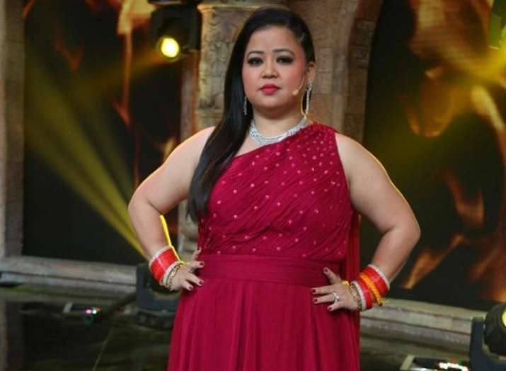 TikTok video: Bharti Singh, the laughter queen loves to use TikTok application- Watch funny videos