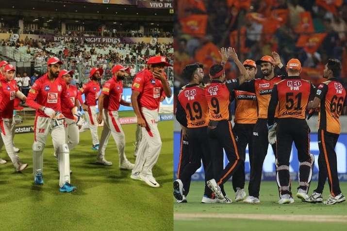 IPL 2019, KXIP vs SRH