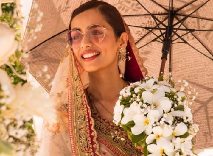 Manushi Chillar aces the perfect modern bride look in her latest photoshoot