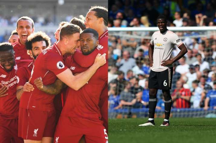 Premier League: Liverpool back on top, Manchester United and Arsenal lose again