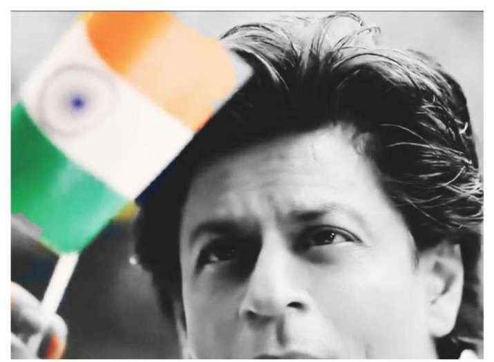 Superstar Shah Rukh Khan urges the Nation to vote without