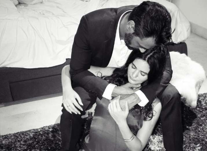 Bollywood Celebrity Arjun Rampal shares the news of