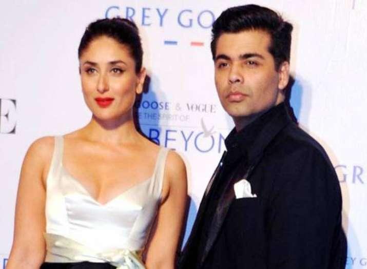 Karan Johar thinks Kareena should be Minister of Gossip Affairs