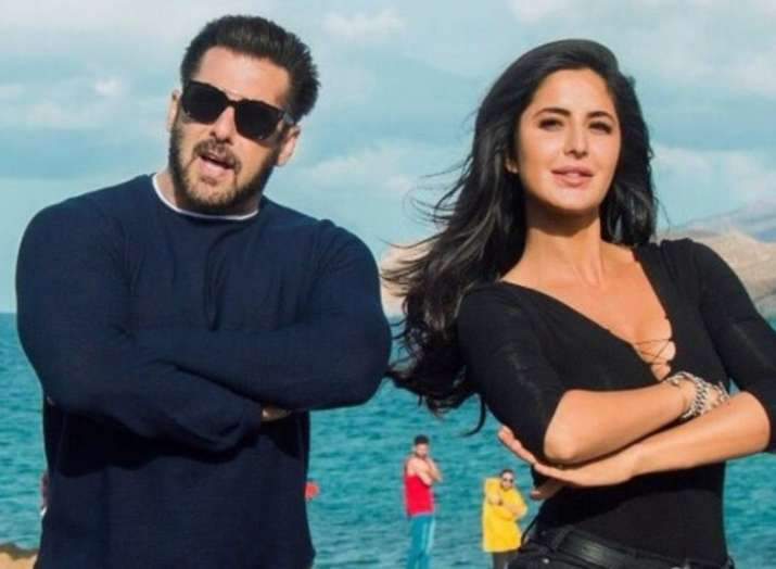 Katrina Kaif on working with Salman Khan in Bharat