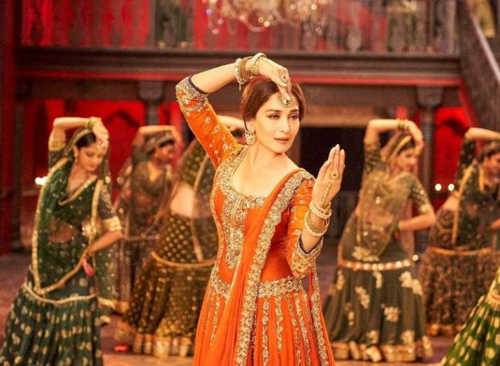 India Tv - Madhuri Dixit in Kalank