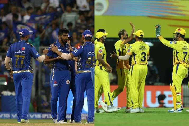 IPL 2019: Arch-rivals Mumbai Indians, Chennai Super Kings to face off in riveting contest