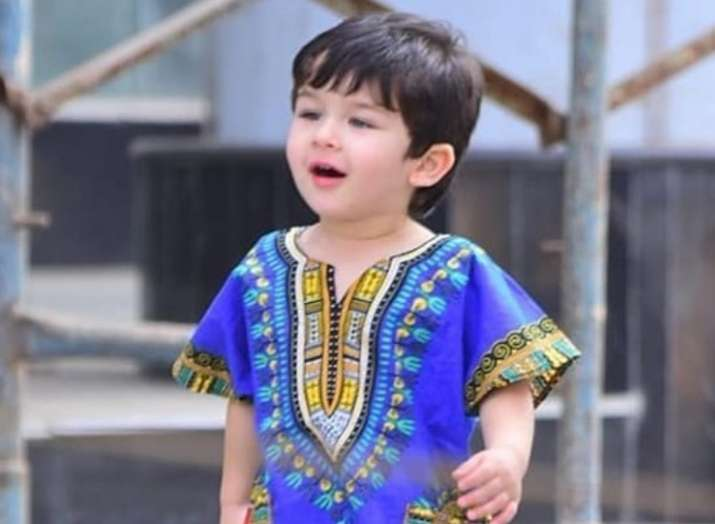 Taimur Ali Khan's cameo in Good News with mommy Kareena Kapoor