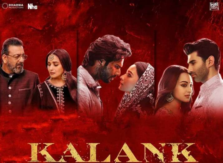 Kalank is set to release on April 17
