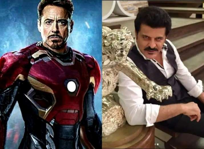 India Tv - Avengers: Shahid's step dad gives voice to super hero in Endgame, guess who?