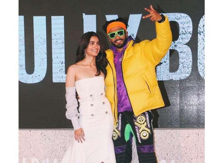 India Tv - Ranveer Singh and Alia Bhatt in Gully Boy.