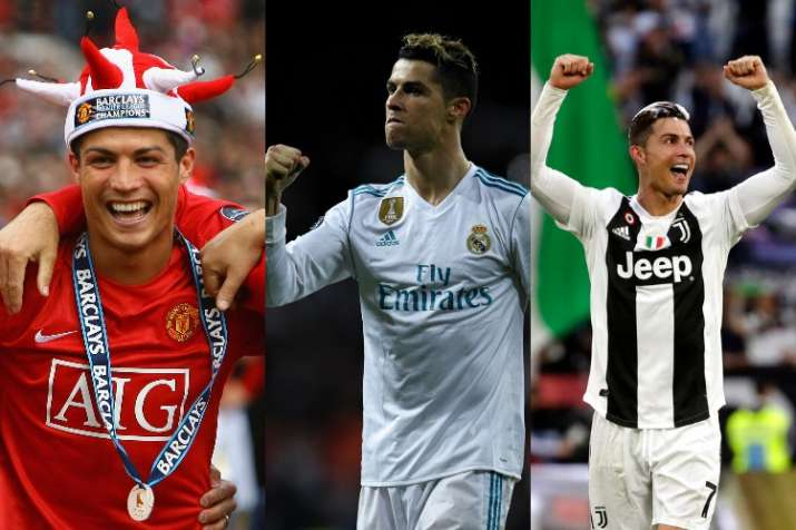 Cristiano Ronaldo becomes first player to win Europe's top 3 leagues