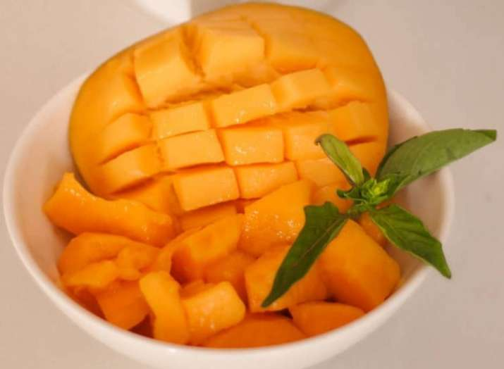 India Tv - Mangoes are safe to eat even for a diabetic patient.