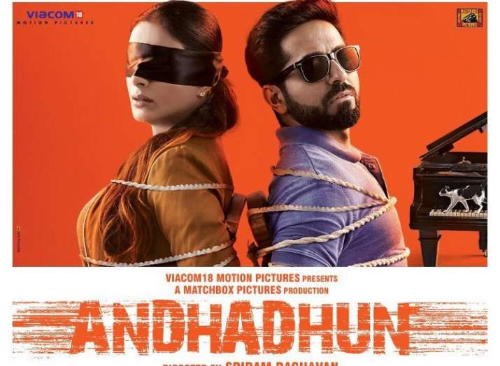Ayushmann Khurrana S Special Message For Chinese Fans After His Movie Andhadhun Crosses Rs 300 Cr In China Bollywood News India Tv