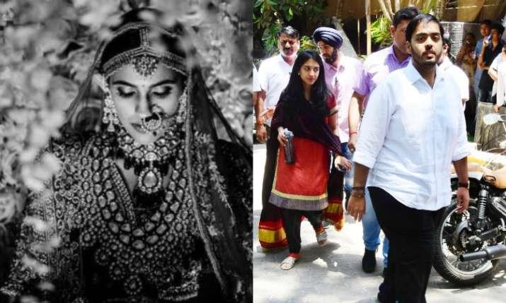 Shloka Mehta Ambani and Radhika Merchant's latest pictures