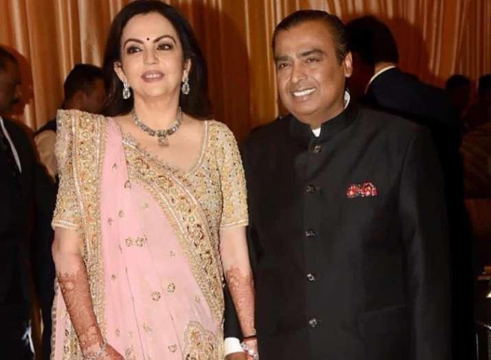 Mukesh Ambani and Nita Ambani love story.