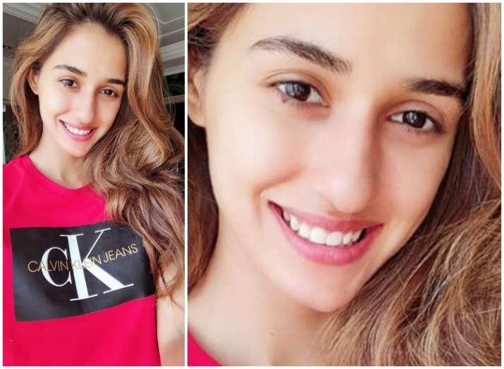 This no make-up selfie of Bharat actress Disha Patani is