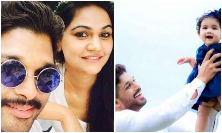 Happy Birthday Allu Arjun: Adorable family moments of Telugu star