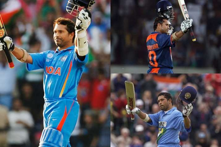 Sachin Tendulkar - Recalling Master Blaster's Top 5 ODI innings