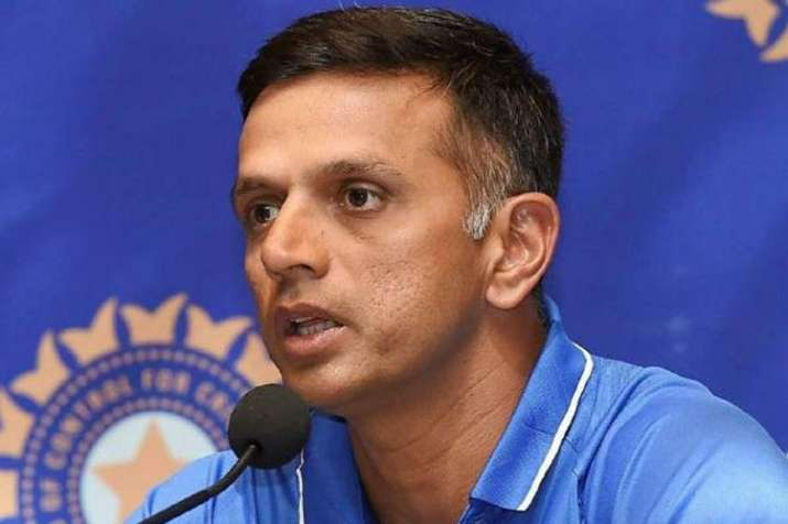 BCCI acting president supports Dravid, proposes life skills training for U-16 players